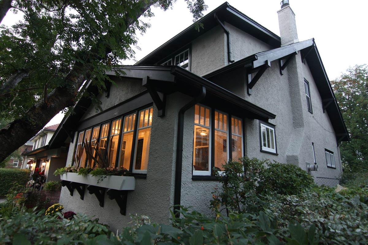 Residential Exterior Painting | Calgary