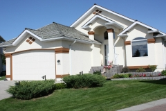 Calgary stucco painting