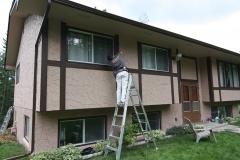 Calgary stucco painting